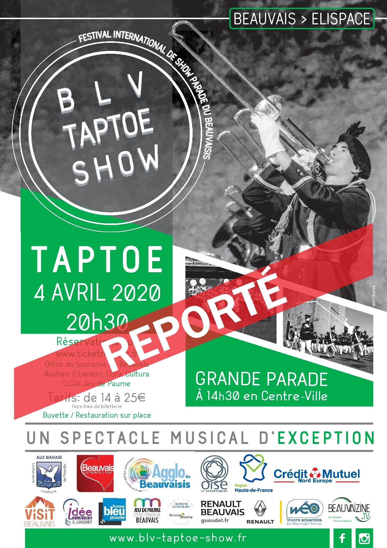 Affiche a4 report
