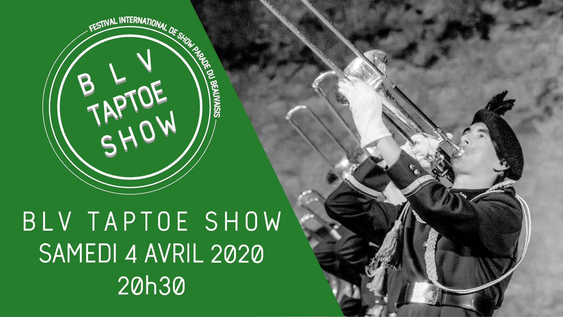BLV Taptoe Show